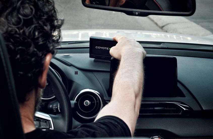 COYOTE: il piacere di guida con la massima sicurezza