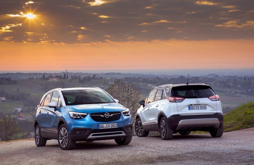 Opel Crossland X: 120 Anniversary, omaggio ad una storia di successo
