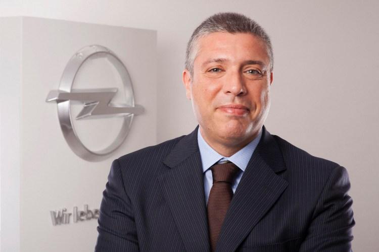 Stefano Virgilio Opel Italia