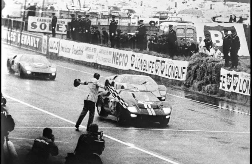 Le Mans 1966 al Cinema: ecco la vera storia