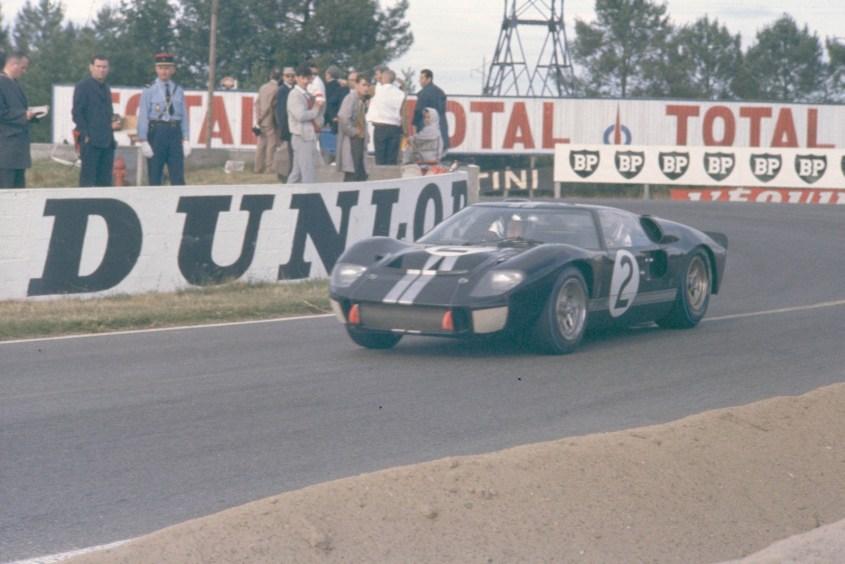 Le Mans 1966 Ford Ferrari