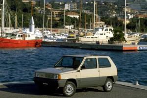 40 anni della Fiat Panda