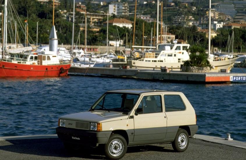 40 anni della Fiat Panda, icona italiana senza tempo