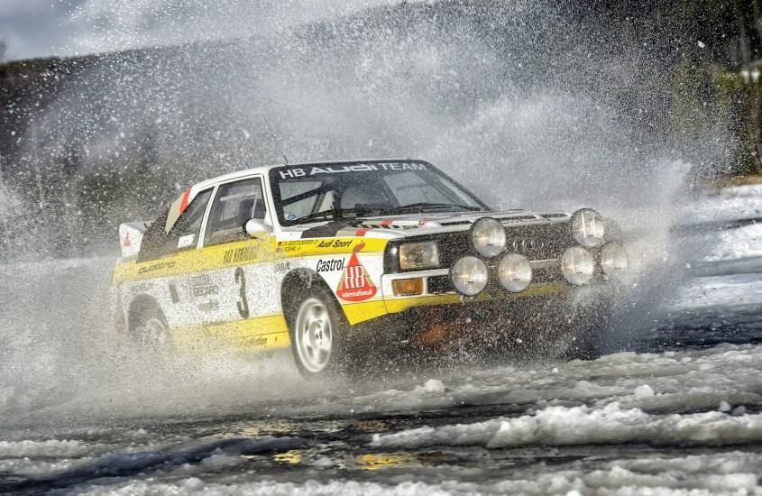 Audi Quattro: 40 anni per la pioniera della trazione integrale nel motorsport