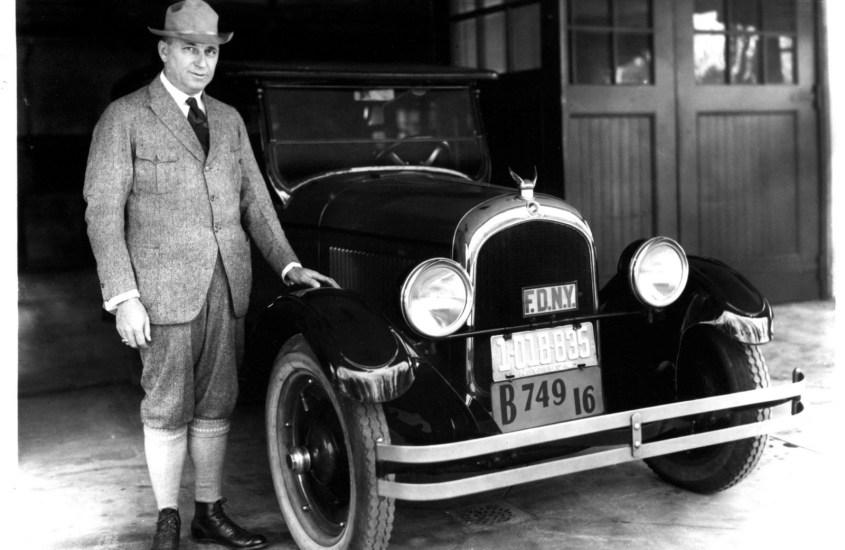 Chrysler compie 95 anni