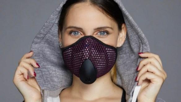 mascherina ffp3 di design