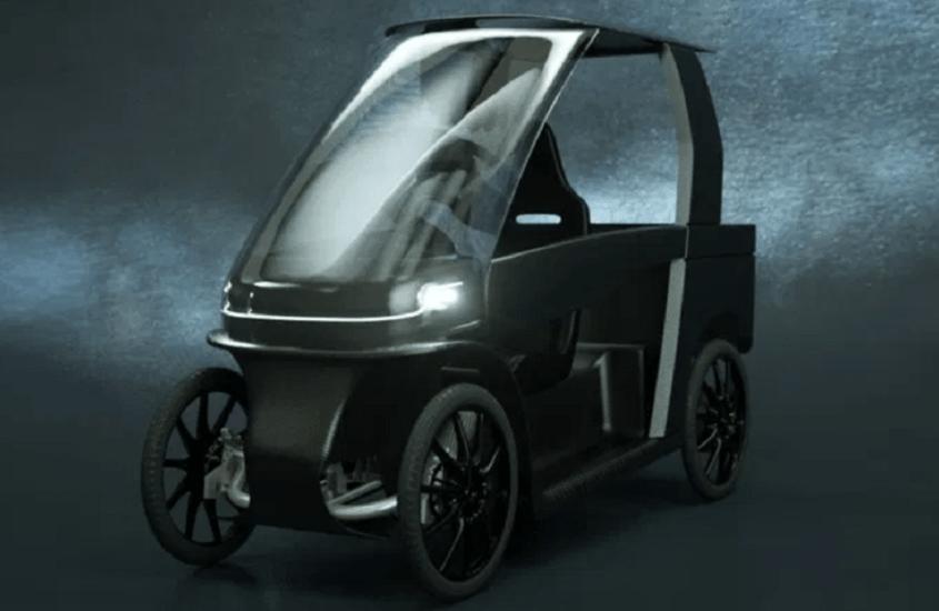 Pedalata assistita: arriva CityQ Car-eBike, il quadriciclo formato auto