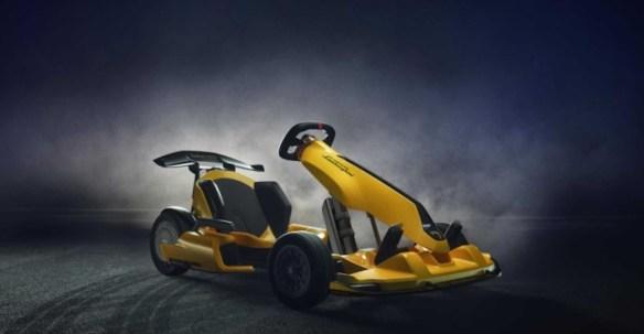 Go kart elettrico Lamborghini