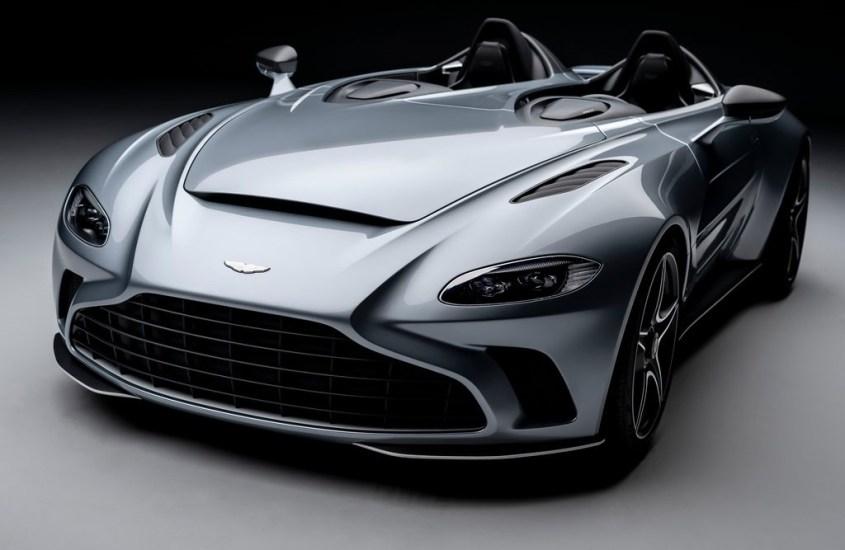 Aston Martin V12 Speedster, supercar da sogno con un V12 da 700 CV