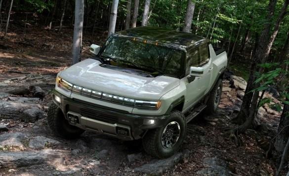 nuovo Hummer EV