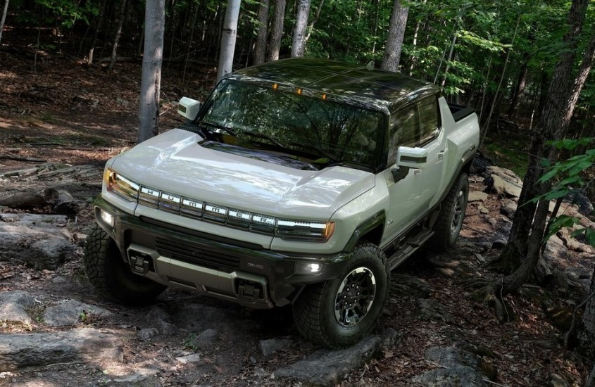 Nuovo Hummer, un ritorno in grande stile con 1000 CV elettrici