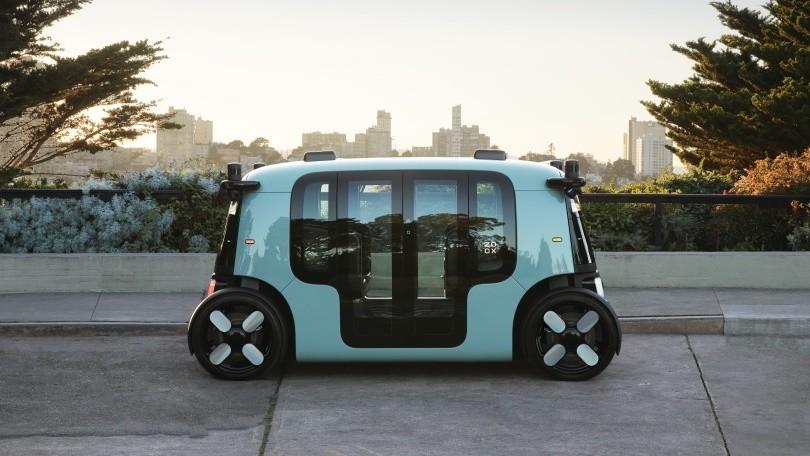 Robotaxi di Amazon, si chiama Zoox ed è elettrico ed autonomo