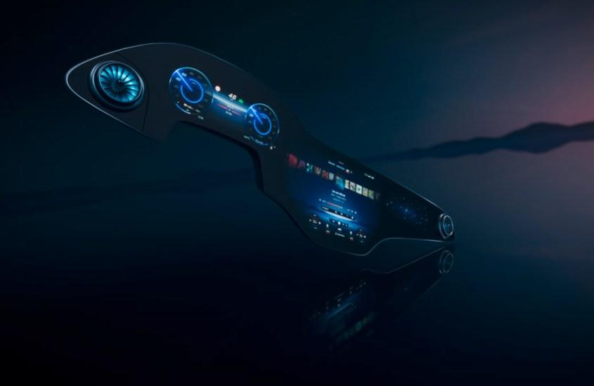MBUX Hyperscreen: la rivoluzionaria plancia digitale firmata Mercedes