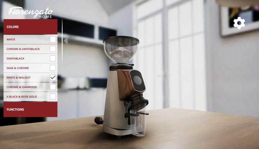 ExpoWanted _ Macina Caffè Fiorenzato Home _ Visione da Cellulare