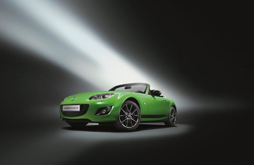 La filosofia del colore di un'auto secondo Mazda