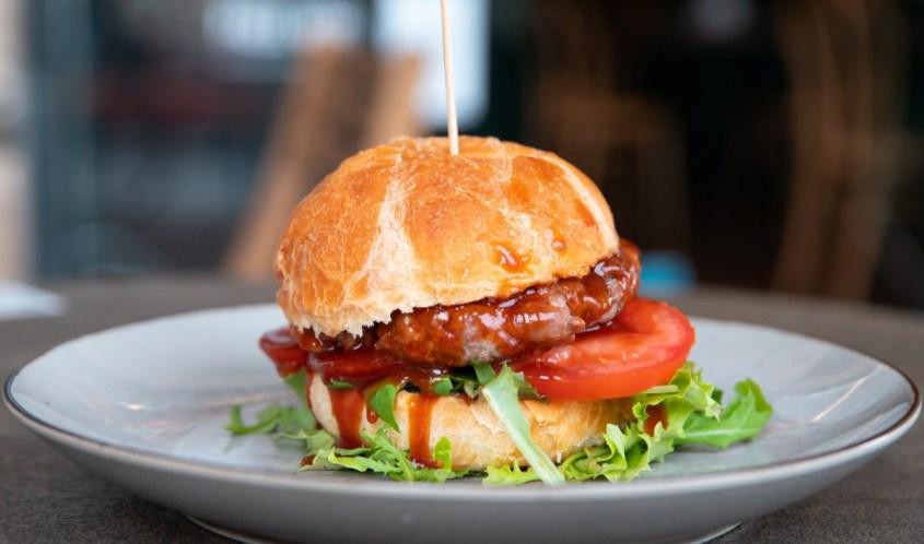 burger di fassona