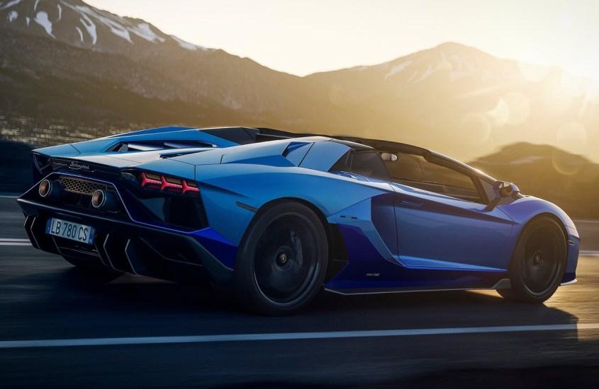 Lamborghini Aventador Ultimae, la versione definitiva per salutare il V12 aspirato