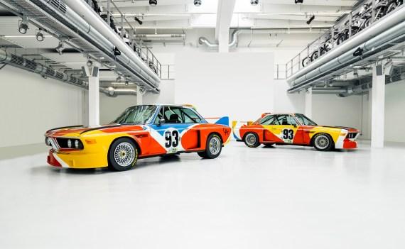 BMW Art Car 3.0 CLS