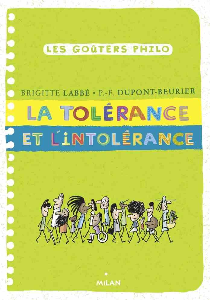 La tolérance et l'intolérance