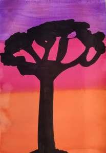 Afrique art tour du monde