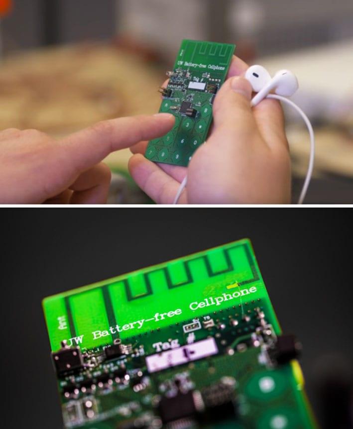 Cientistas criam o primeiro celular sem bateria que tira energia do ambiente stylo urbano