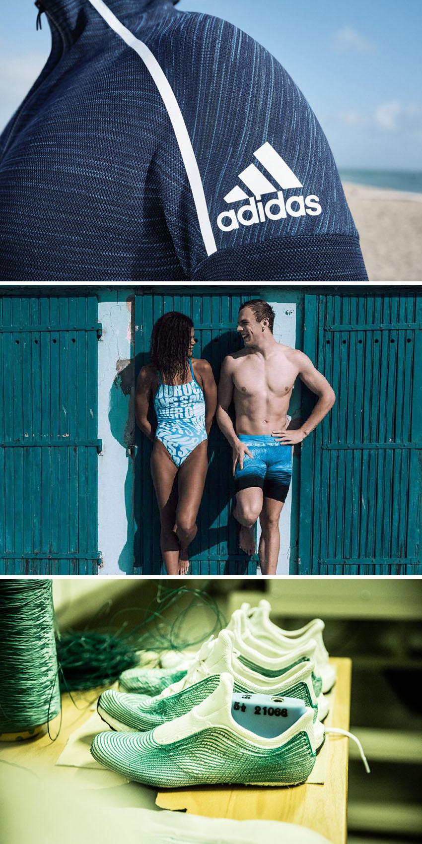 A decisão da Adidas de utilizar somente poliéster reciclado poderia influenciar toda indústria da moda Stylo Urbano