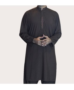 Shalwar-Kameez-Brown 3
