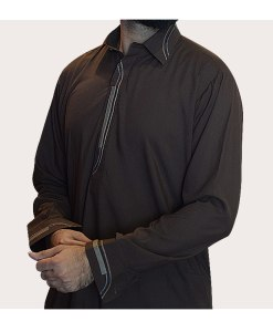 Shalwar-Kameez-Brown 6