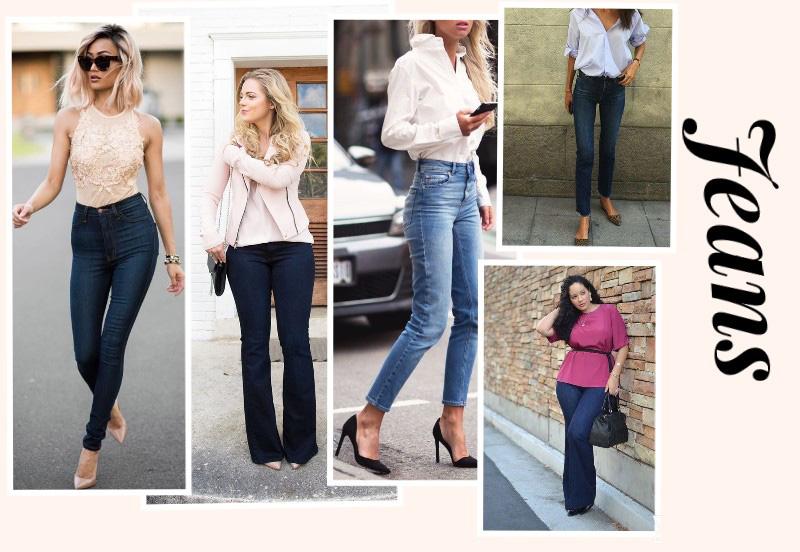 Capi basic :I jeans classici che non puoi non avere