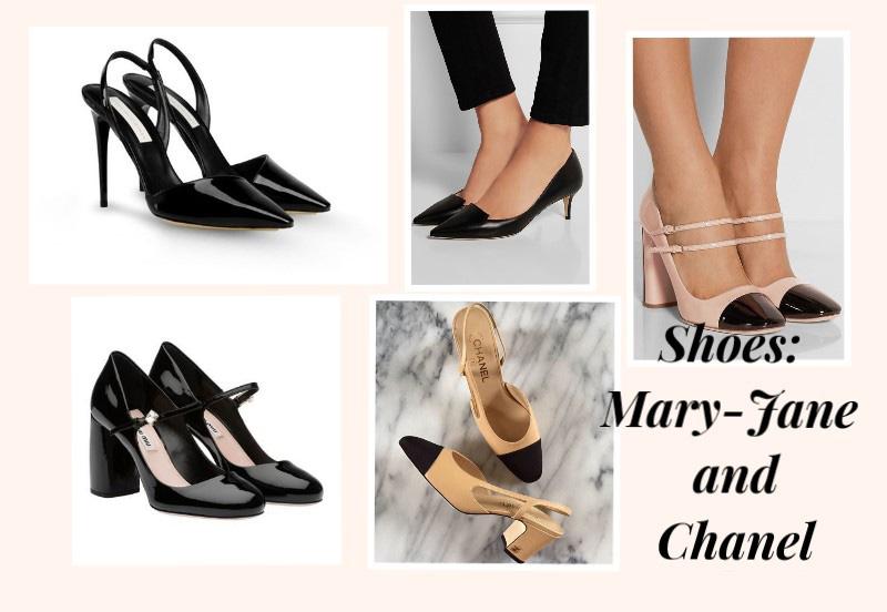 Capi basic :Mary Jane, chanel, i modelli che non possono mancare