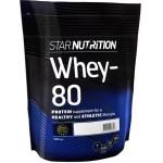 Whey-80 Proteinpulver kosttillskott