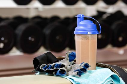 Proteinpulver kosttillskott