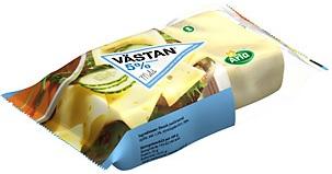 En proteinrik och mager ost
