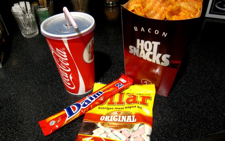 snacks utan kalorier