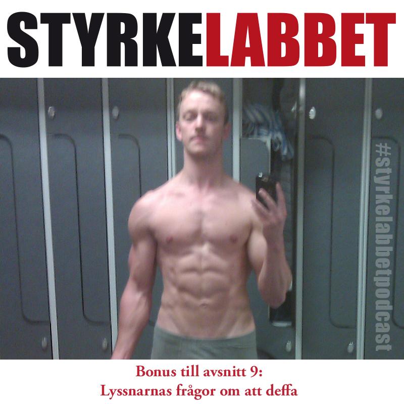 Daniel Richter Styrkelabbet Podcast