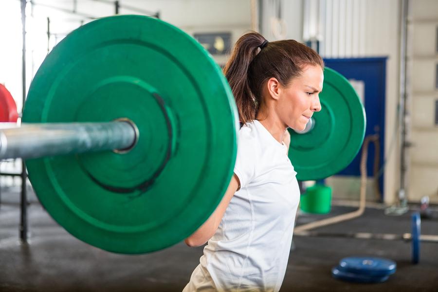 Styrketräning stärker kroppsuppfattningen hos kvinnor