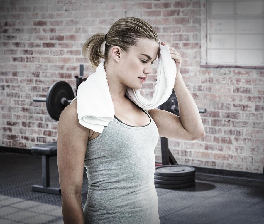 Vila mellan seten vid styrketräning