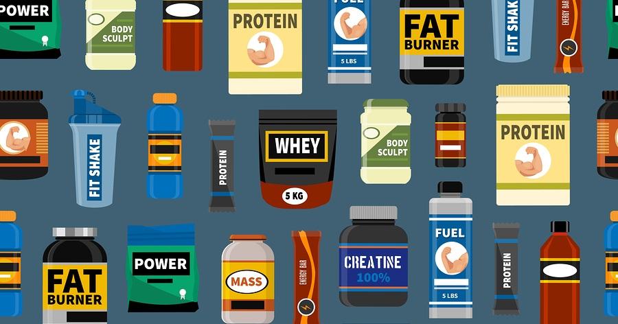 bästa muskelbyggande kosttillskott