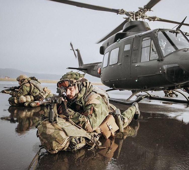 Selvfølgelig fortjener Norge forsvar i A-klassen