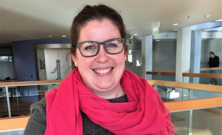 Senioren-Union des CDU-Kreisverbandes Vechta - Die Politologin Frau Lena Dupont aus Gifhorn konnte gewonnen werden