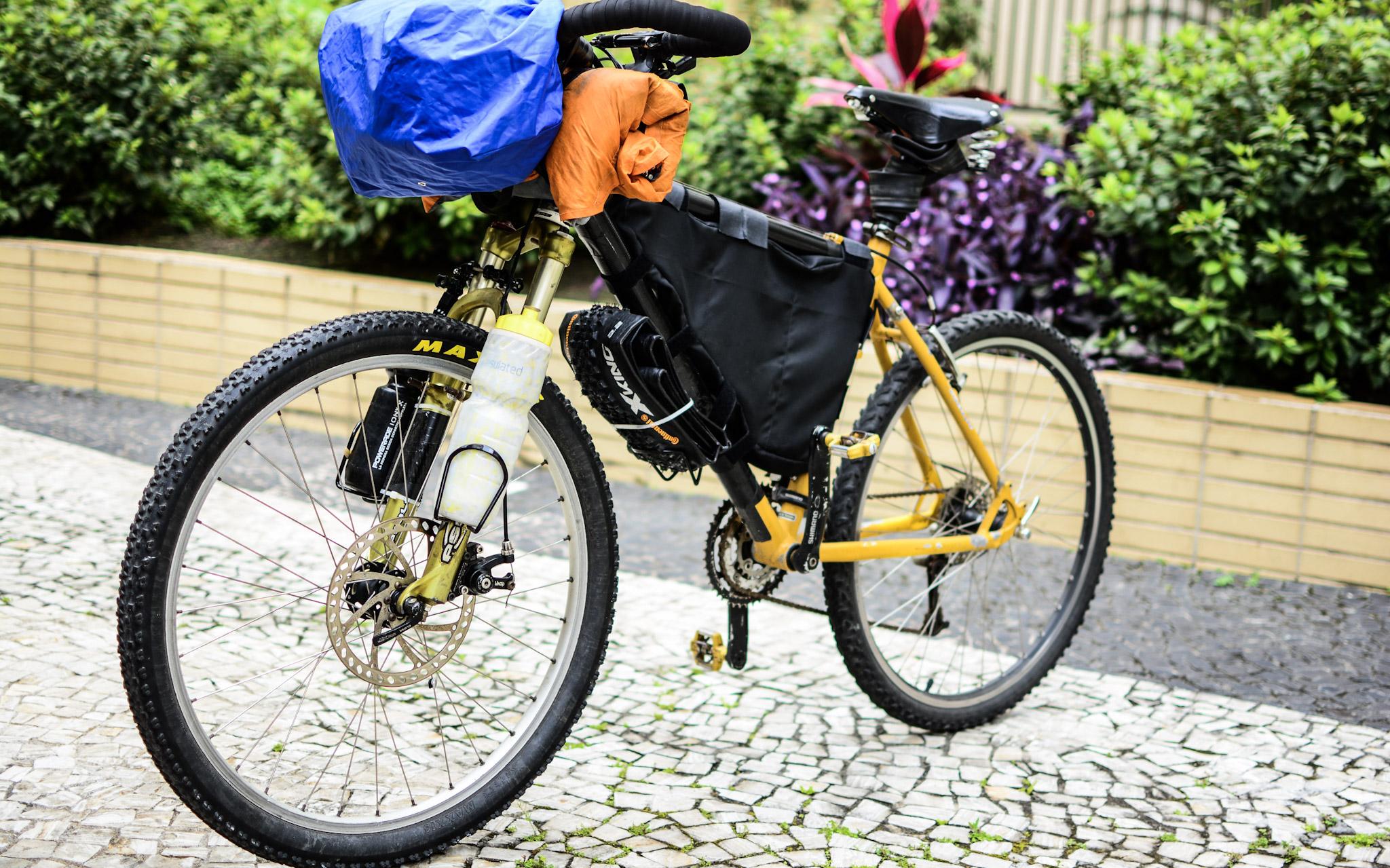 Bikepacking – um estilo livre