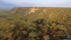 Serra do Espírito Santo no Jalapão