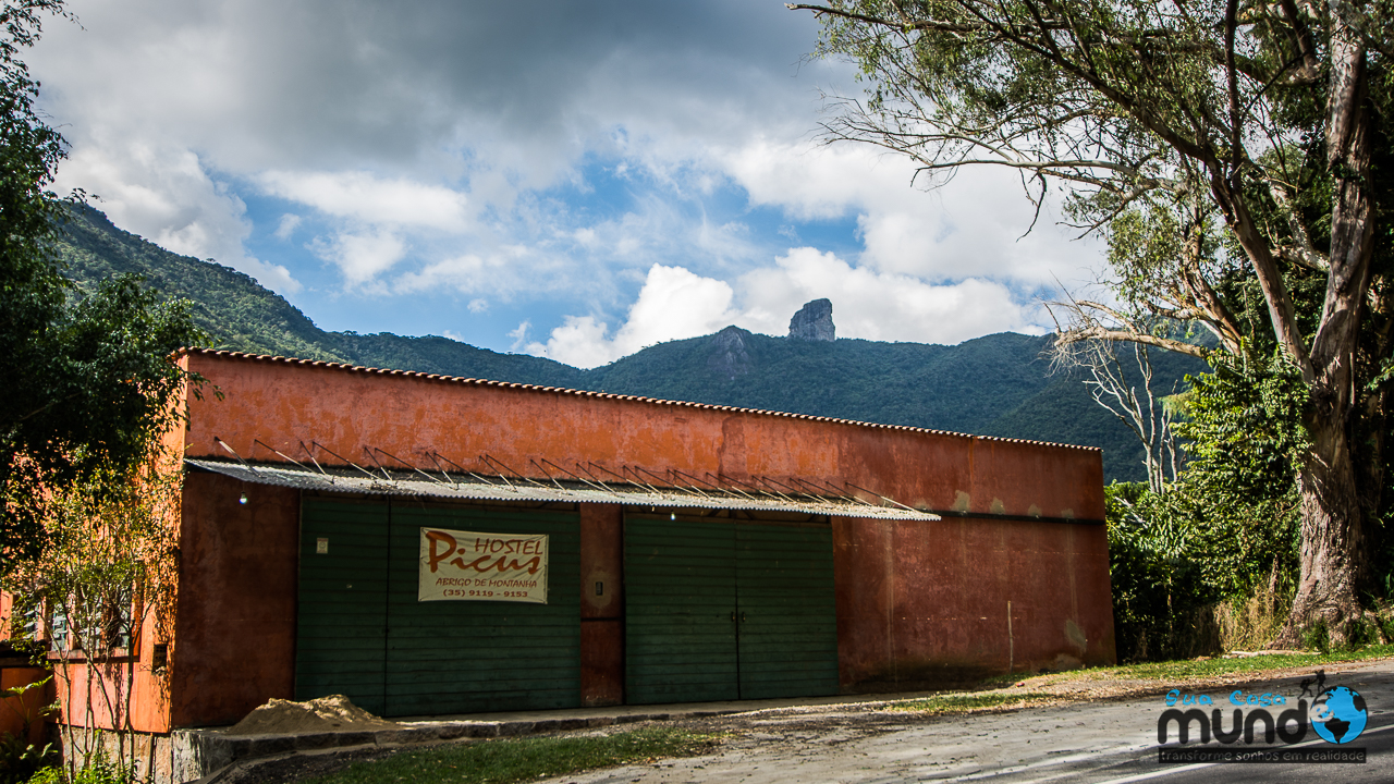 Hostel Picus – Refúgio de Montanha
