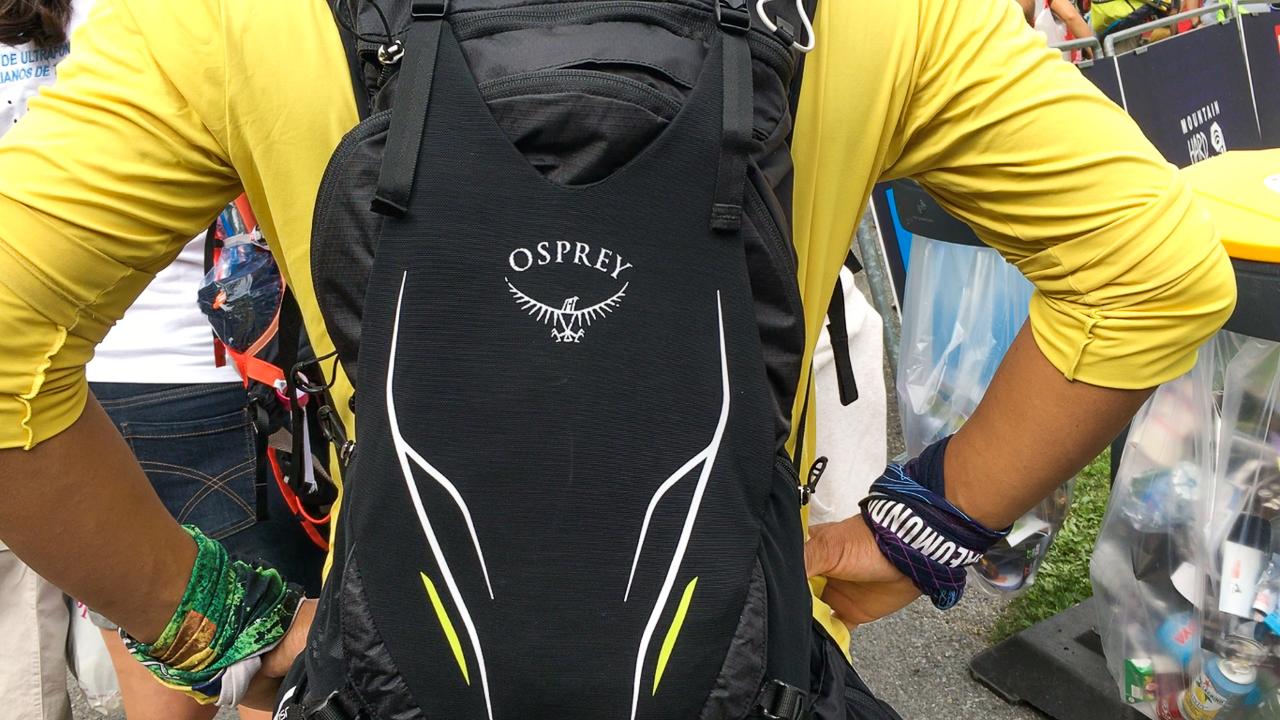 mochila osprey duro 15