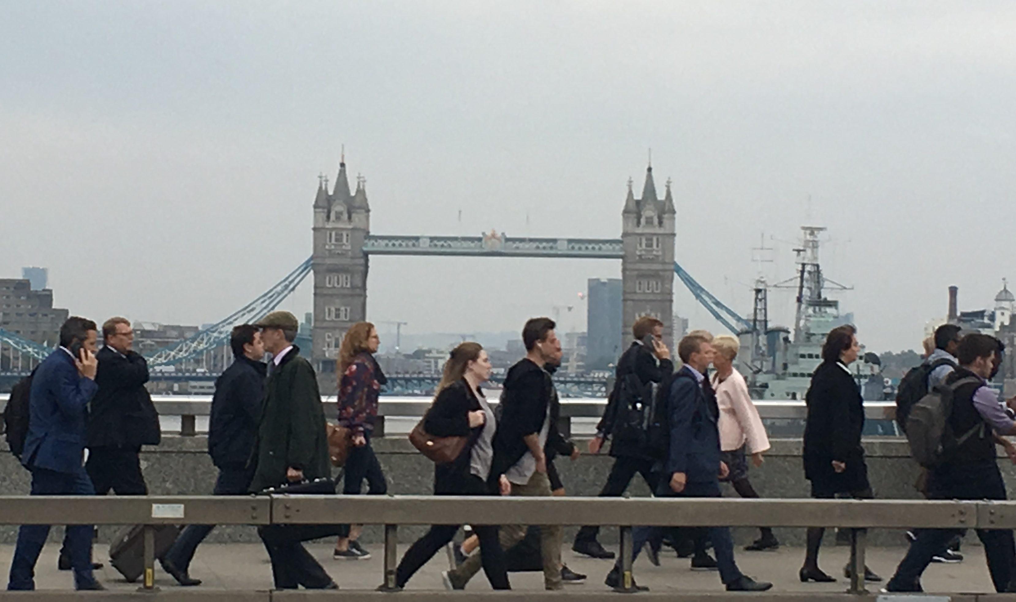 Intercâmbio em Londres sozinha