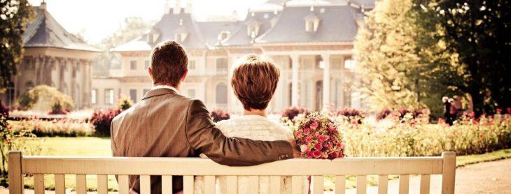 Casal juntos, unidos, compartilhando a vida.