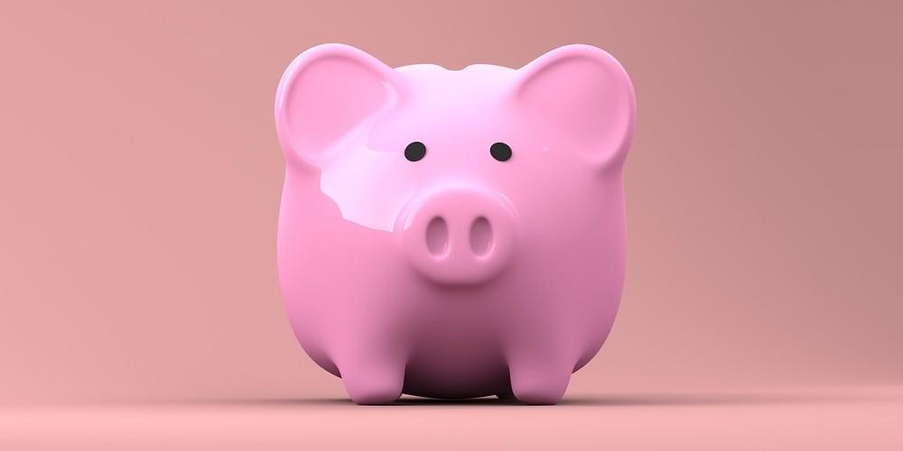 Foto de um cofrinho, item fundamental para entender como administrar seu dinheiro com maestria.