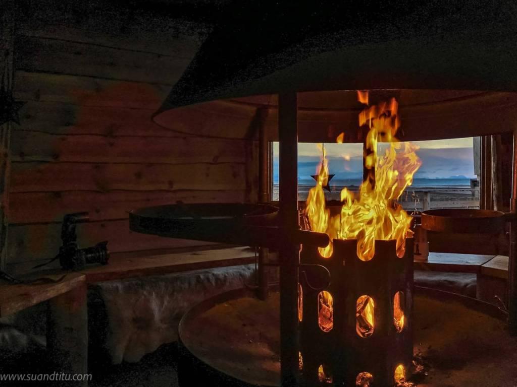 Cozy cabin in Longyearbyen
