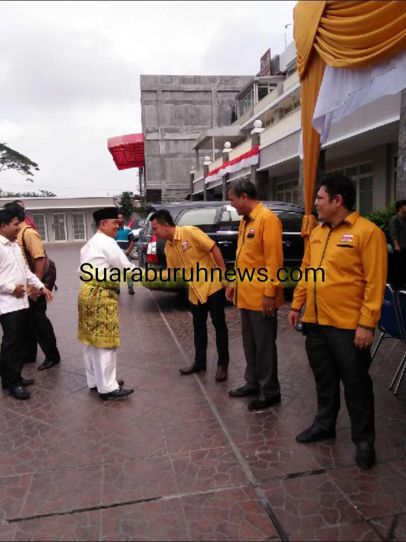 HM Harris, Serahkan Forulir Pilgubri ke Partai HANURA dan PPP Riau