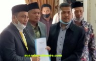 Pecat Oknum Dewan yang Tak Bermoral, FPPB Aksi Damai di DPRD Pelalawan